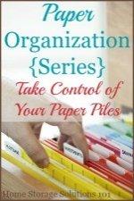 Paper Organization