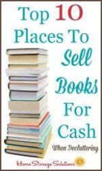 Places To Sell Books For Cash