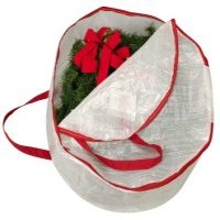 Click to buy Christmas wreath storage bag