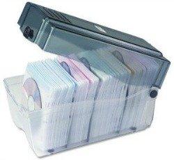 Innovera CD/DVD storage case
