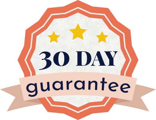 30 Day Happiness Guarantee on the 2020 Ultimate Productivity Bundle