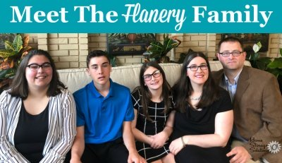 Meet the Flanery family