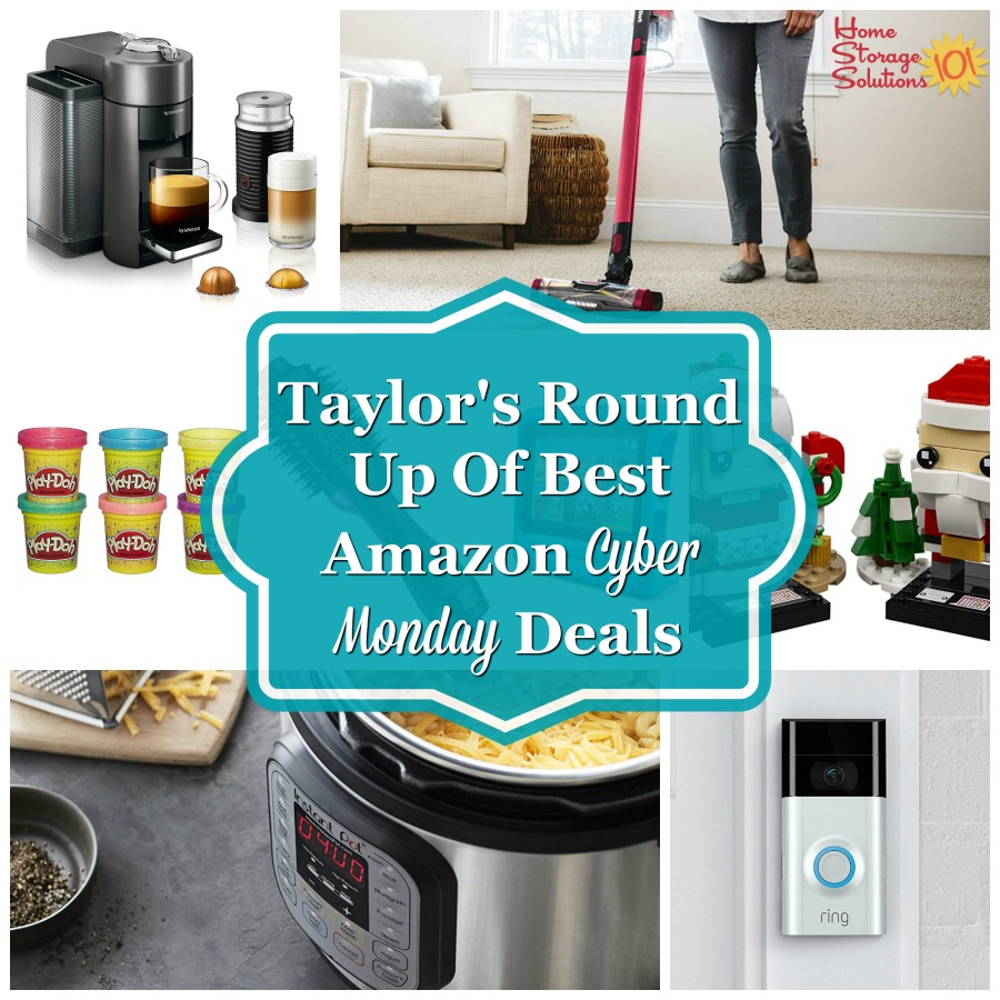 Taylor's round up of best Amazon Cyber Monday deals