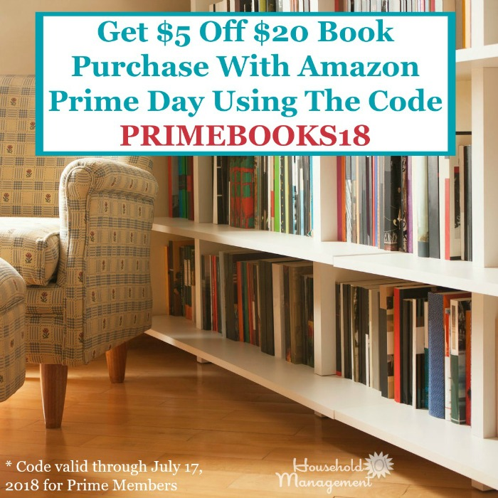 Amazon Prime Day Code for books