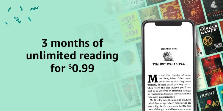 Kindle Unlimited deal
