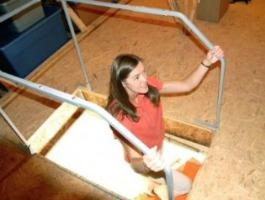 Attic Storage Solutions Amp Safety Tips