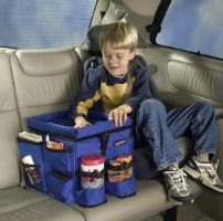 kids back seat organizer kids car organizer