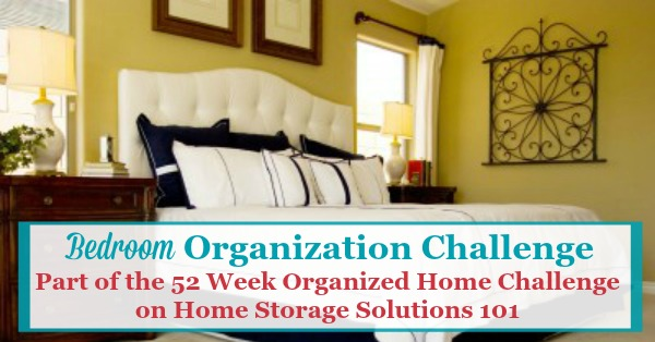 Here Are Step By Instructions For Bedroom Organization Including Zones To Create Your