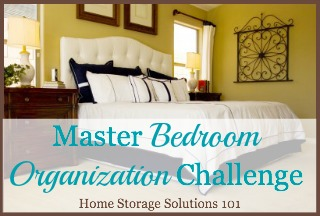 Bedroom Organization bedroom organization challenge: how to make it a haven
