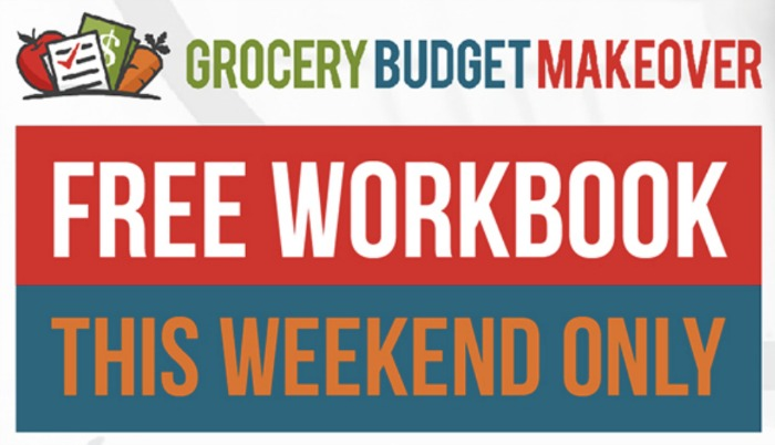 Grocery Budget Makeover + Free Workbook