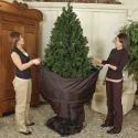 Enjoyable Artificial Christmas Tree Storage Solutions For Your Home Easy Diy Christmas Decorations Tissureus
