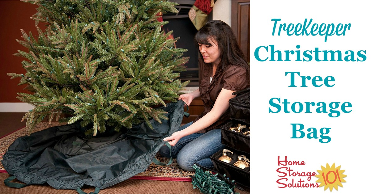 Artificial Christmas Tree Storage Bag: Store Your Tree Without ...