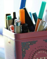 pens and pencils holder