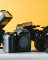 photography and video equipment