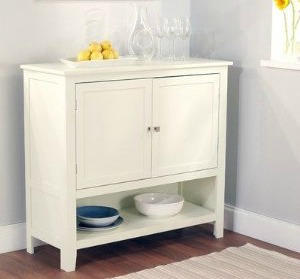 dining room storage. white dining room buffet How To Organize Dining Room