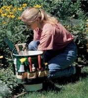 garden bucket caddy