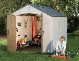Step 4: Organize Any Outdoor Storage Sheds, Bins And/Or Buildings On Your  Property