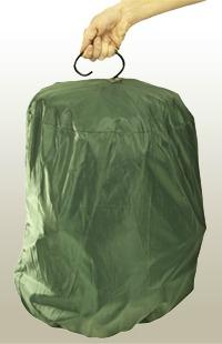 Click to buy hanging garland storage bag