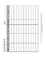 printable grocery price book form