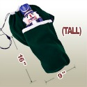 tall holiday ornament storage bag from TreeKeeper