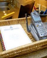 phone message center