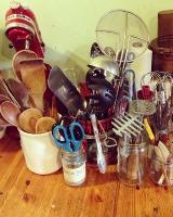 kitchen appliances and gadgets