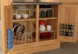 Instructions For Drawers Kitchen Cabinet Organization - How to organize your kitchen cabinets