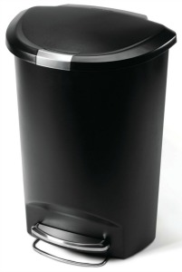 simplehuman step kitchen trash can. Interior Design Ideas. Home Design Ideas