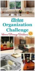 Kitchen Organization Challenge