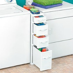 sc 1 st  Home Storage Solutions 101 & Steps For Laundry Room Organization