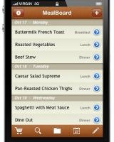 mealboard app iphone