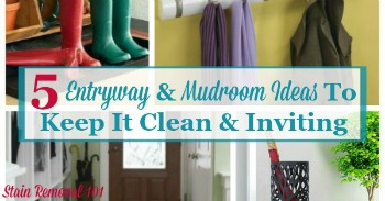 5 entryway and mudroom ideas to keep it clean and inviting