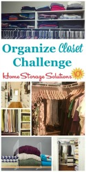 Organize Closet In Master Bedroom