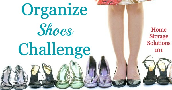 Here Are Step By Step Instructions For How To Organize Shoes And Boots For  Both Adults ...