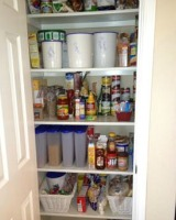 removing pantry clutter for more kitchen food storage hall of fame