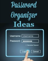 password organizer ideas