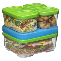 rubbermaid lunch blox sandwich kit