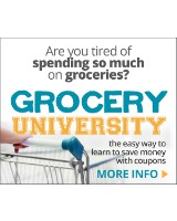 Grocery University audio couponing course
