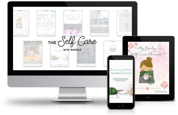 Self-care mini bundle