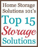 top 15 storage solutions