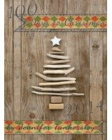 100 days to Christmas ebook