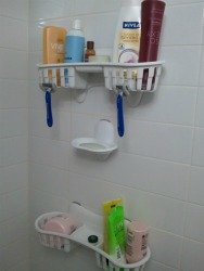 3m shower caddy