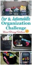 Car Organization Challenge