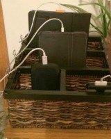 charging station organizer