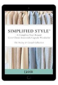 Simplified Style eBook