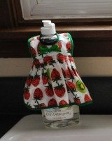 dish soap dress