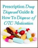 Prescription Drug Disposal Guide