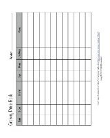 Healthy Meal Planning U0026 Grocery List Challenge, Grocery Price Book  Grocery List Form