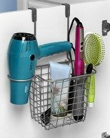 hair appliance holder basket