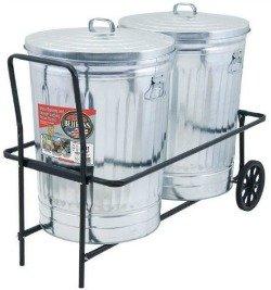 trash can cart
